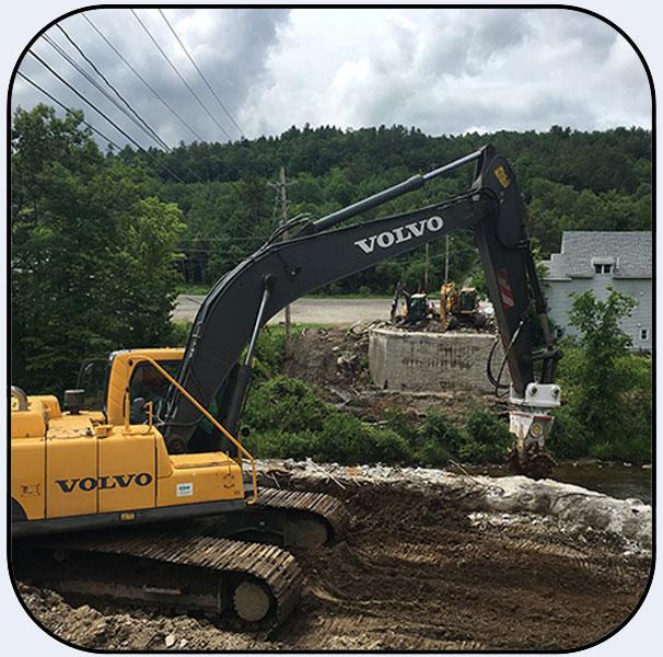 AQ3XL Concrete Removal