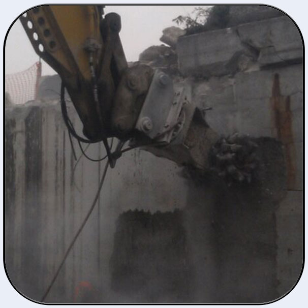 AQ4 Concrete Demolition