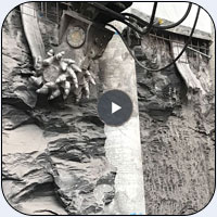 Rock Excavation Australia AQ-3XL