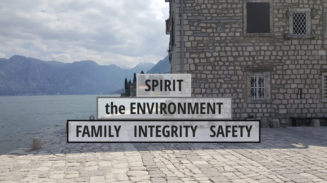 The environment, family, integrity and safety are all first and foremost at Spirit Services.