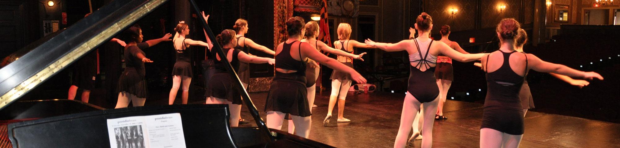 BISFA Dancers